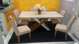 Sala/mesa jantar 6 cadeiras/ZAP *