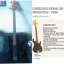 Baixo Giannini pro LINE  1990 Br