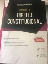 LIVRO - DIREITO CONSTITUCIONAL - 2020.