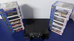 PS4 Fat semi novo com garantia- SOMOS LOJA