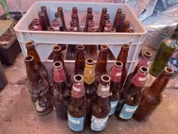 Vendo garrafas