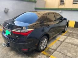 Corolla 1.8 GLI UPPER  2018 Único Dono 198.000 KM manual e Chave Reserva