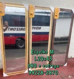 Espelho médio
