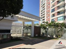 Apartamento Ed. Belle Vie, 110 m², 3/4 sendo 01 suíte no Jardim das Américas.
