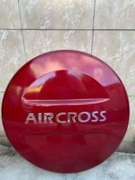 Título do anúncio: Capa estepe vermelho Aircross