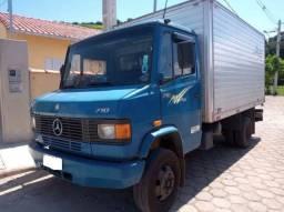 Grande Oportunidade/Caminhao Mercedes-benz Mb 710
