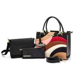 Bolsas AGATHA LORENA, com 3 peças
