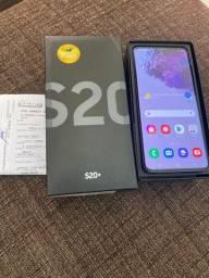S20+ 128GB Cinza Completo