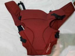 Título do anúncio: Canguru para bebe baby safe bordo multikids - Multlaser