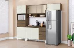 ? 008- Queima de estoque! Cozinha  com montagem gratuita!!(!&#£#_^×?)
