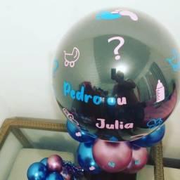Título do anúncio: Balões Personalizados para festas
