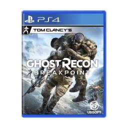 Jogo de ps4 Ghost Recon