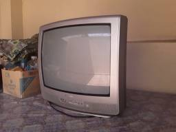 Televisão Philips de tubo 20 polegadas