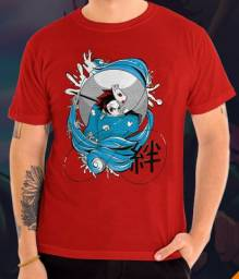 Camiseta Demon Slayer XG