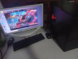 PC completo i3 4th roda Free Fire no ultra