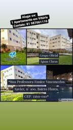 Alugo Apartamento em Vitoria De Santo Antão