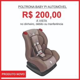 Poltrona Baby P/ Automóvel
