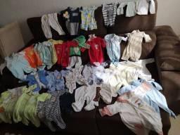 lotinho de roupa bebê