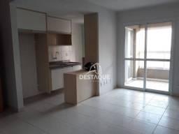 Apartamento com 3 dormitórios para alugar, 80 m² por R$ 2.150,00/mês - Jardim Cinqüentenár