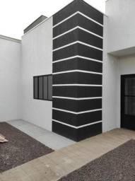 Casa a venda em Três Lagoas- Ms, bairro Nova Tres Lagoas, com 2 dorm