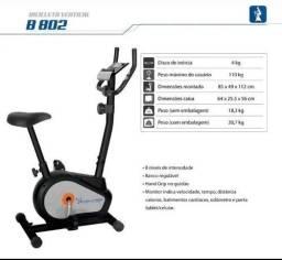 Bicicleta Ergométrica Vertical - Pronta Entrega - C/ Garantia - 12x Sem Juros