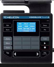 Pedal TC - Helicon VoiceLive Touch2