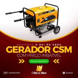 Vende-se gerador GM800E