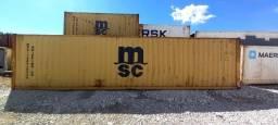 Container Bruto de 40 pés HC  /  DC pronta entrega só vim e retirar.