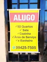 ALUGO CASA NO BAIRRO BUENO AIRES - ZONA NORTE