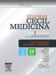 Goldman cecil medicina - 24a edição - 4 volumes
