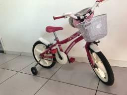 Título do anúncio: Vendo bicicleta de criança super linda