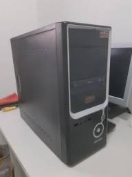 Computador Core2Duo E7500 4gb Nvidia 9400gt 1gb