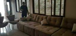 Sofá projetado