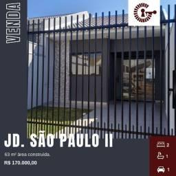 Jd. São Paulo II em Sarandi.