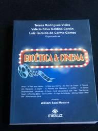Vendo livro Bioética e cinema