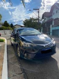 Corolla GLi Upper 2018 - 1.8 Flex Automatico zerado!