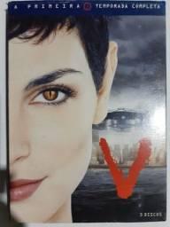 V-Visitantes Primeira Temporada Completa