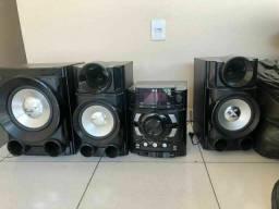 Vendo som da LG com 930 de potência