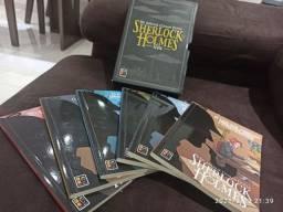 Box de livros Sherlock Holmes