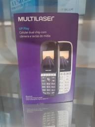 Celular multilaser novo na caixa