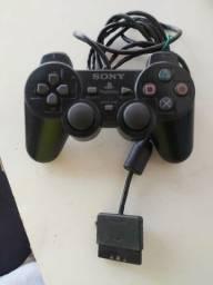 Controle original PlayStation2 ps2