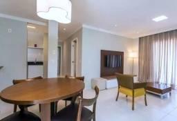 Flat no Beach Park Resort - Wellness, com 3 dormitórios, 121 m² e 2 vagas de garagem