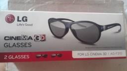 Óculos de Cinema LG, 3 D, Modelo AG-F310