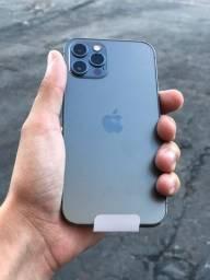 iPhone 12 Pro 128GB silver ou grafite