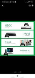 Controle Xbox / PS4 / PC - Sem fio