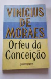 Livro paradidático Orfeu da Conceição