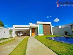 Belíssima Casa Moderna e de Alto Padrão em Vicente Pires!!