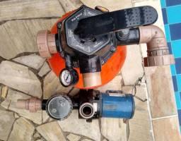 Kit filtro + bomba piscina