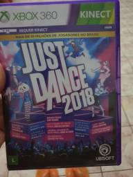 Just dance 2018 e 2015 xbox 360