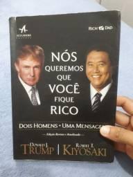 Livro : Nós queremos que você fique rico